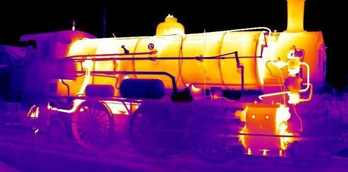 Referat na temat kamer termowizyjnych