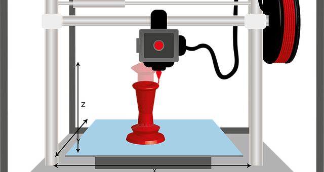 Wydruki i drukowanie 3d