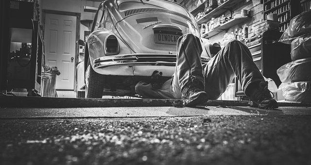 Polscy mechanicy pojazdowi na emigracji