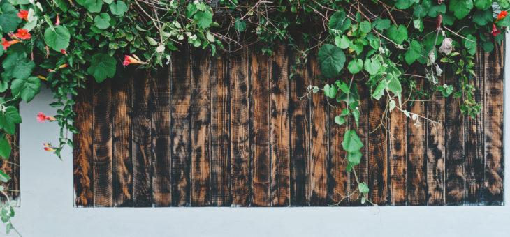 Wspaniały wygląd ogrodzeń – podmurówka betonowa