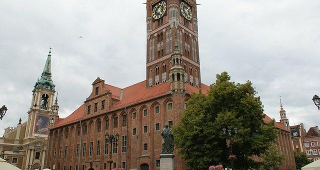Miejsca warte zwiedzenia – Toruń