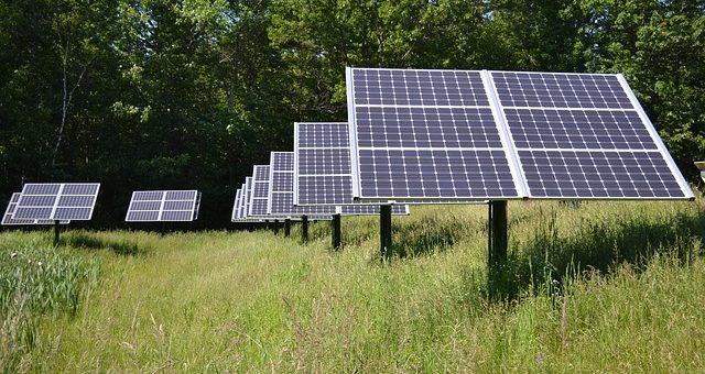Kilka słów o elektrowni słonecznej