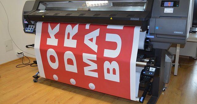 Problemy na hali produkcyjnej w dużej drukarni