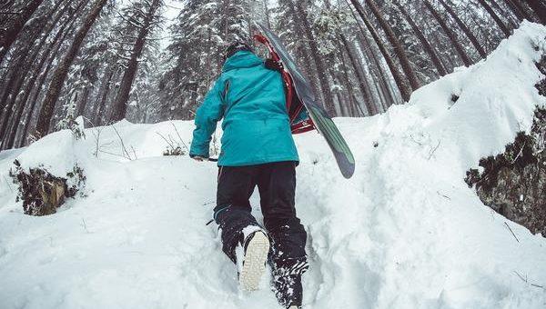 W trakcie zajęć w szkołce narciarskiej chłopak mi sie oświadczył