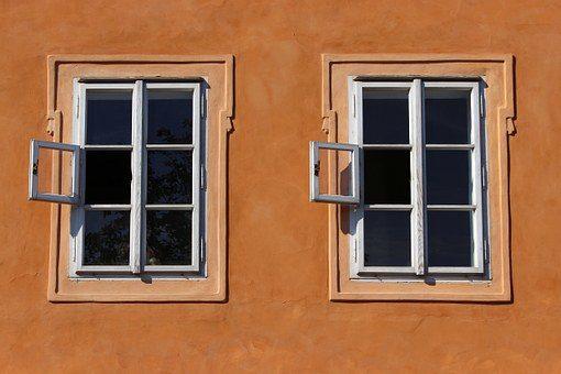 Nowoczesne okna do domu i biura