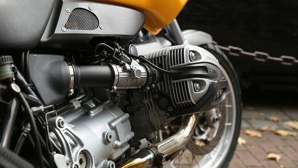 O częściach do motocykla