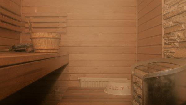 Chcę mieć suchą saunę w domu