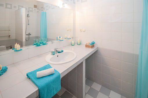 Odnowiona łazienka dzięki glazurze