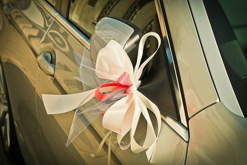 toruński samochód do ślubu