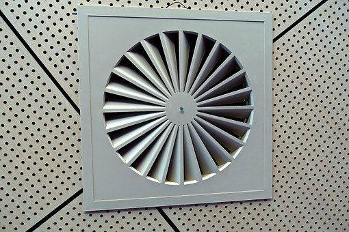 Energia potrzebna systemom wentylacji i klimatyzacji