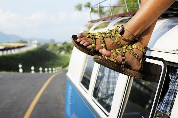 Emel sandały