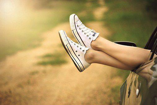 Korzystne działanie butów korekcyjnych