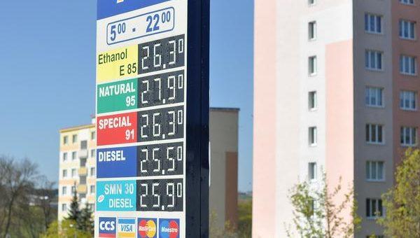 Inwestycje w zbiorniki paliwowe
