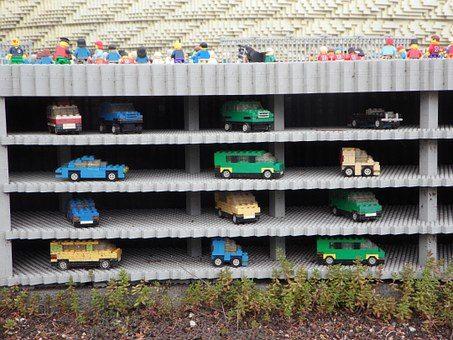 Multi parking dla chłopców