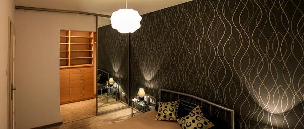 Starannie zaprojektowane mieszkanie