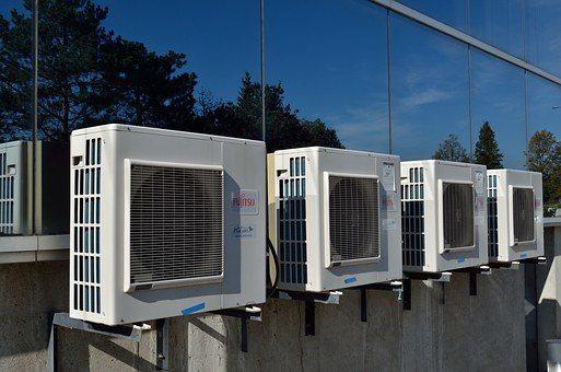 Modernizacja instalacji z zastosowaniem klimatyzatora