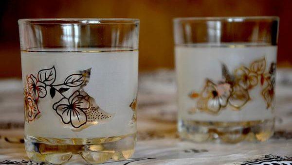 Fajne szklanki z ciekawym grawerem