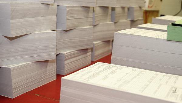 Bindowanie pozwoli na zachowanie porządku w papierach