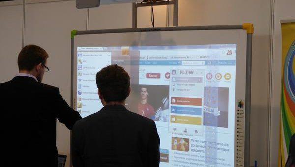 Tablice interaktywne w szkołach