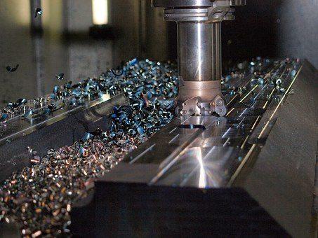 Centrum obróbcze CNC pionowe- nowoczesność