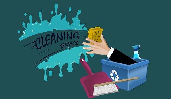 Do sprzątania biura zatrudniamy firmy sprzątające