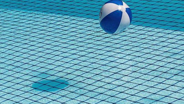 Użycie chemii basenowej