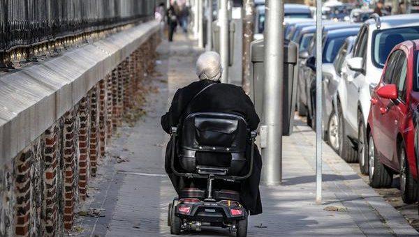 Popularne skutery elektryczne dla osób z otyłością